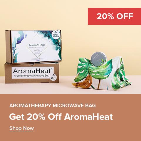 20% off Aromaheat