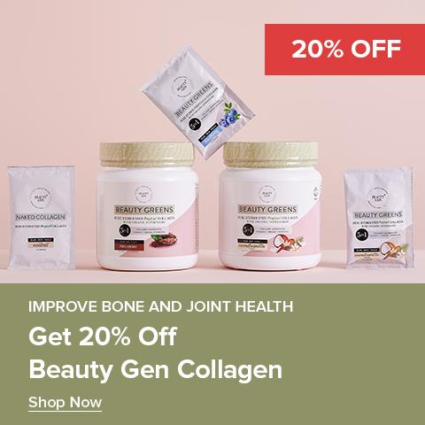 20% Off Beauty Gen Collagen