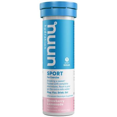 nuun Hydration Sport Strawberry Lemonade