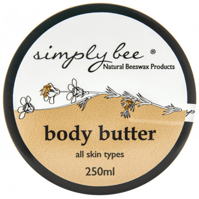 Simply Bee Body Butter