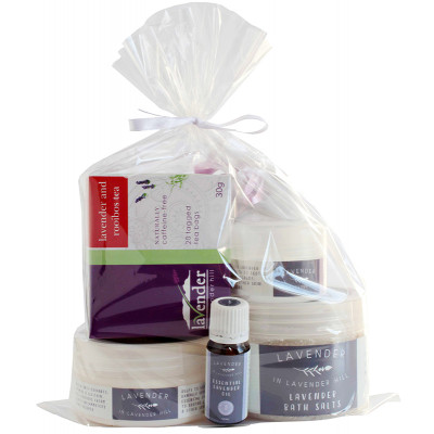 Lavender Hill Relaxation Pack