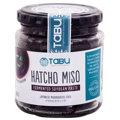 Tabu Hatcho Miso Organic