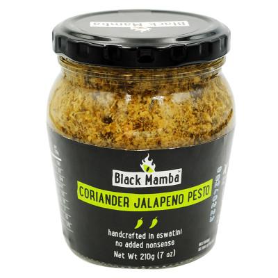Black Mamba Coriander & Jalapeno Pesto