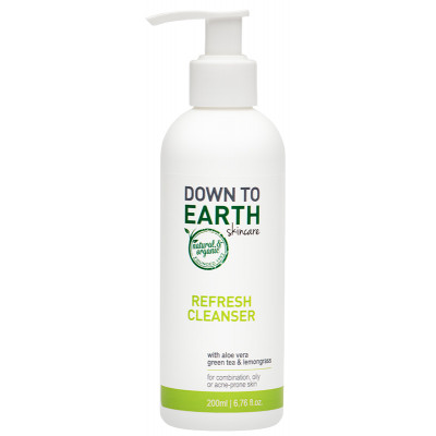 Down to Earth Refresh Cleanser