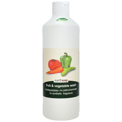 Earthsap Fruit & Vegetable Wash