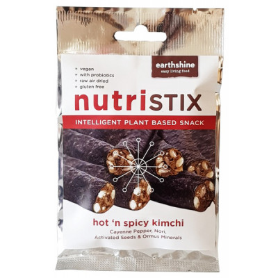 Earthshine Nutristix - Hot 'n' Spicy Kimchi