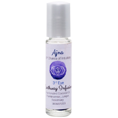 Earthway Infusions Third Eye Chakra Oil 6