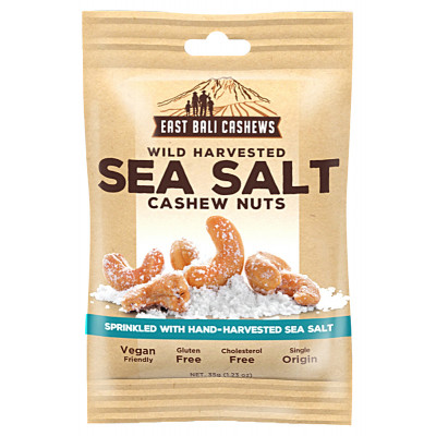 East Bali Cashews Sea Salt