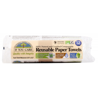 If You Care Reusable Paper Towels