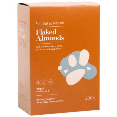 Faithful to Nature Flaked Almonds