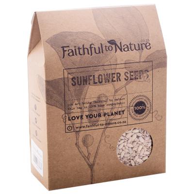 Faithful to Nature Sunflower Seeds 400g