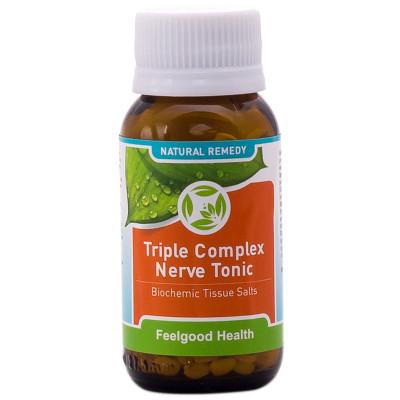 Feelgood Health Triple Complex Nerve Tonic