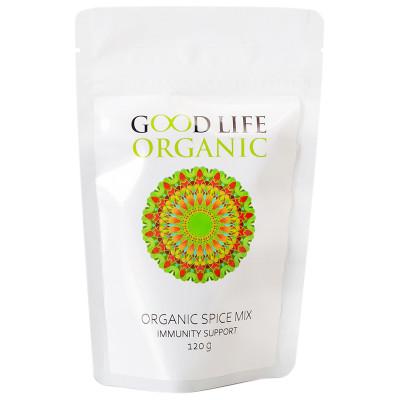 Good Life Organic Spice Mix - Immunity Support