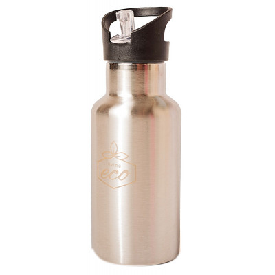 Living Eco Kids Stainless Steel Insulated Double Wall Flask