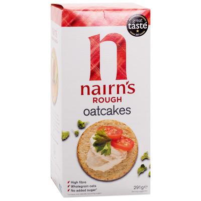 Nairns Rough Oatcakes