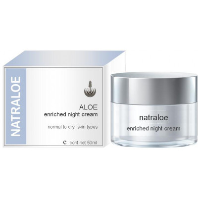 Natraloe Enriched Night Cream (Normal/Dry)