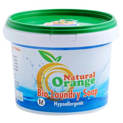 Natural Orange Bio Laundry Soap