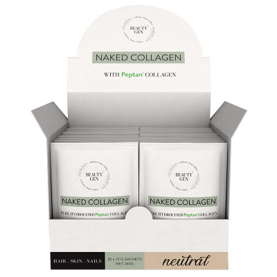 Beauty Gen Naked Collagen Sachets