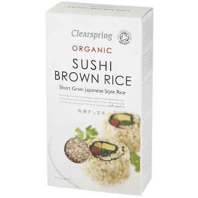 Clearspring Organic Sushi Brown Rice