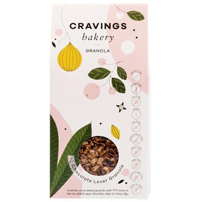 Cravings Bakery Chocolate Lover Granola