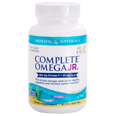 Nordic Naturals Complete Omega Junior 180's