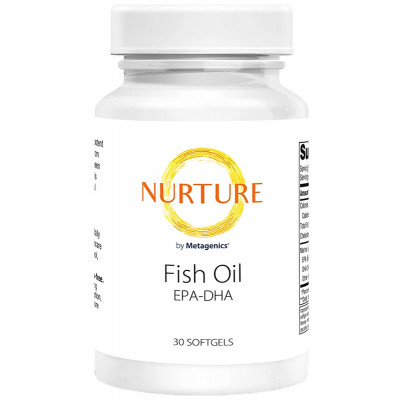 Nurture By Metagenics Fish Oil EPA DHA