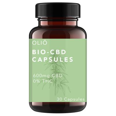Olio Bio-CBD Capsules