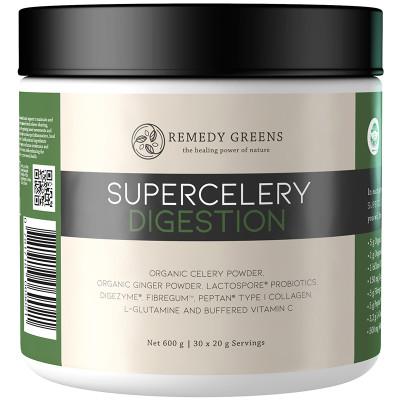 Remedy Greens Supercelery Digestion