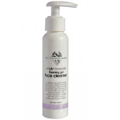 Victorian Garden English Lavender Gel Cleanser - Regular (All Skin Types)
