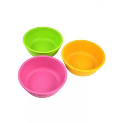 Re-Play Set of 3 Bowls
