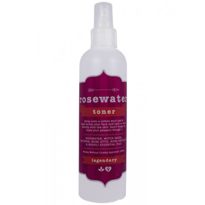 Hey Gorgeous Ultra Luxurious Rose Water Toner