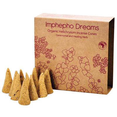 Imphepho Dreams Incense Cones
