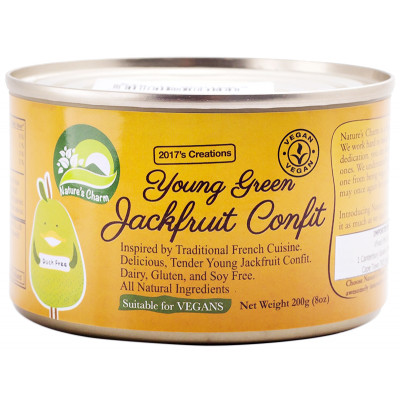 Nature's Charm Young Green Jackfruit Confiture