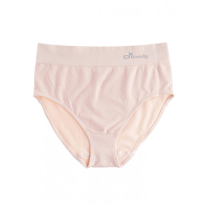 Boody Bamboo Ecowear Womens Full Briefs - Nude, Large