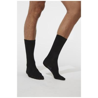 Boody Bamboo Ecowear Men's Socks Business - Black