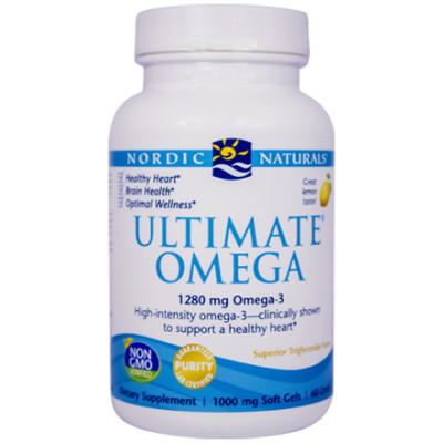 Nordic Naturals Ultimate Omega 60's