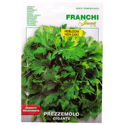Franchi Sementi Italian Flat Leaf Parsley