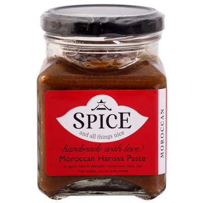 Spice and All Things Nice Moroccan Harrisa Paste