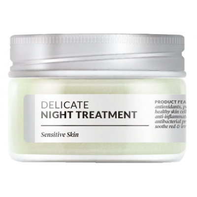 Tameless Delicate Night Treatment