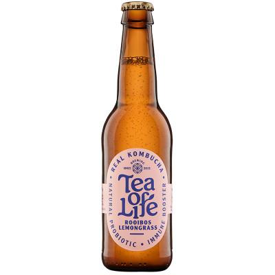 Tea Of Life Kombucha Rooibos & Lemongrass