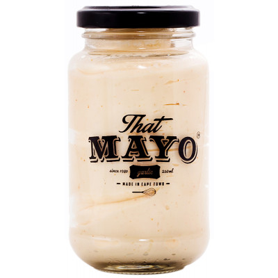 That Mayo Garlic