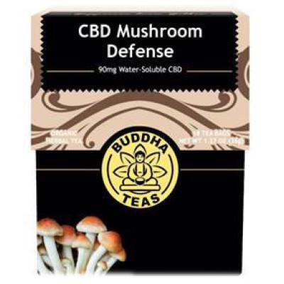 Buddha Tea CBD Mushroom Defense