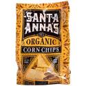 Santa Anna's Organic Corn Chips, 250g