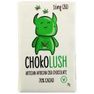 Chokolush Artisan African CBD Chocolate