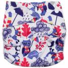 Fancy Pants Basics Suede Cloth Pattern Nappy
