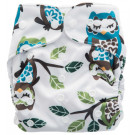 Fancypants All-In-One Cloth Nappy - Hoot