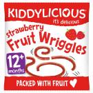 Kiddylicious Wriggles - Strawberry