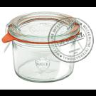 Weck Mold Glass Jar