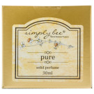 Simply Bee Solid Perfume - Pure