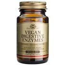 Solgar Vegan Digestive Enzymes - 50 Tablets